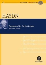 Cover of: Symphony No 94 In G Major Hob I94 Surprise