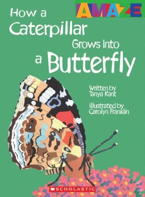 How A Caterpillar Grows Into A Butterfly by