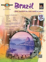 Cover of: Brazil Your Passport To A New World Of Music