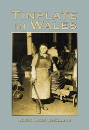 Cover of: Tinplate In Wales