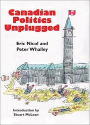 Cover of: Canadian politics unplugged