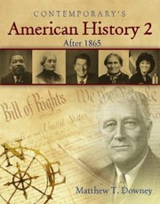 Contemporary's American history 2