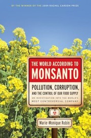Cover of: The World According To Monsanto