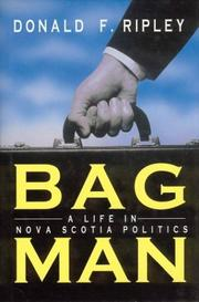 Cover of: Bag man | Don Ripley
