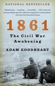 Cover of: 1861 The Civil War Awakening
