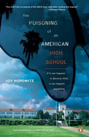 Cover of: The Poisoning Of An American High School