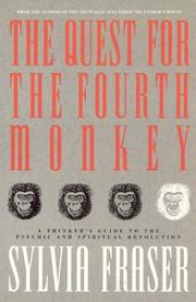Cover of: The Quest for the Fourth Monkey