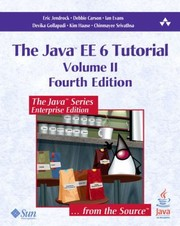 Cover of: The Java Ee 6 Tutorial