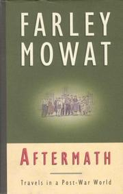 Cover of: Aftermath: travels in a post-war world