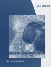 Cover of: Introduction To Marine Biology