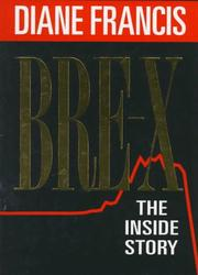 Cover of: BRE-X | Diane Francis