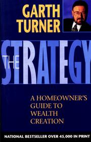 Cover of: The Garth Turner Strategy
