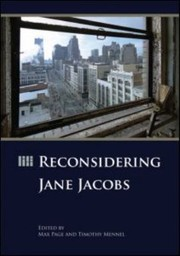 Cover of: Reconsidering Jane Jacobs