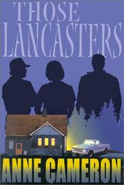 Cover of: Those Lancasters