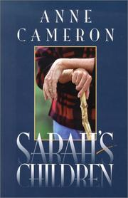 Cover of: Sarah's children