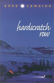 Cover of: Hardscratch Row
