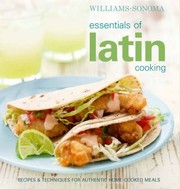 Cover of: Essentials Of Latin Cooking