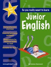 Cover of: Junior English