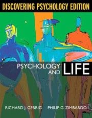 Cover of: Psychology And Life Discovering Psychology