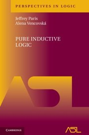 Cover of: Pure Inductive Logic