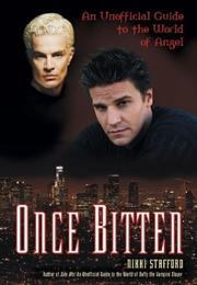 Cover of: Once Bitten