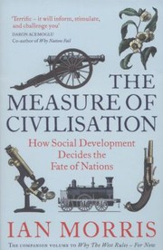 Cover of: The Measure of Civilisation