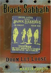 Cover of: Black Sabbath: Doom Let Loose | Martin Popoff