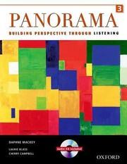 Cover of: Panorama Listening Student Book 3