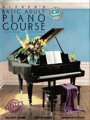 Cover of: Alfreds Basic Adult Piano Course Lesson Book Level 3 With CD Audio