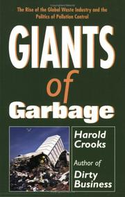 Cover of: Giants of garbage