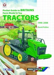 Cover of: Pocket Guide To Britains Farm Model Toy Tractors 19982008