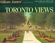 Cover of: William James' Toronto views