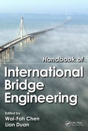 Cover of: Handbook Of International Bridge Engineering And Design