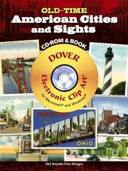 Cover of: Oldtime American Cities And Sights