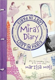 Cover of: Miras Diary Lost In Paris