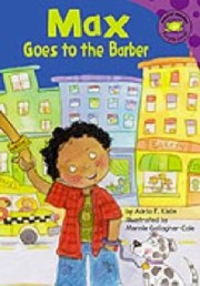 Cover of: Max Goes to the Barber