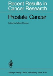Cover of: Prostate Cancer