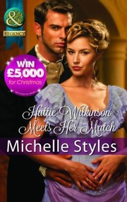 Cover of: Hattie Wilkinson Meets Her Match