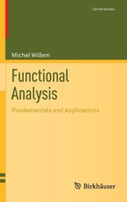 Cover of: Functional Analysis Fundamentals And Applications