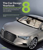 Cover of: The Car Design Yearbook The Definitive Annual Guide To All New Concept And Production Cars Worldwide
