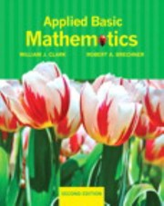 Cover of: Applied Basic Mathematics Mymathlabmystatlab Student Access Code Card