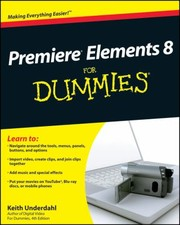 Cover of: Premiere Elements 8 for Dummies