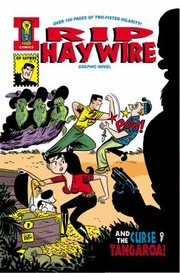 Cover of: Rip Haywire And The Curse Of Tangaroa