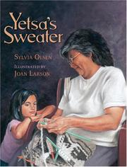 Yetsa's Sweater by Sylvia Olsen