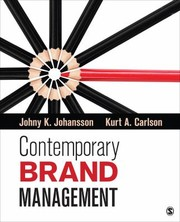Cover of: Contemporary Brand Management