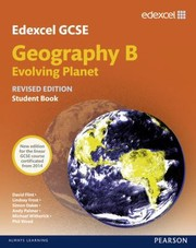 Cover of: Edexcel Gcse Geography B