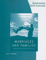 Cover of: Relationship Skills Exercises for Marriages and Families
