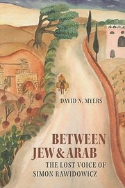 Between Jew and Arab