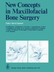Cover of: New Concepts In Maxillofacial Bone Surgery
