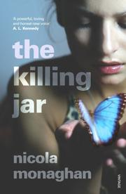 Cover of: The Killing Jar | Nicola Monaghan